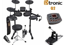 Electronic Drum Kits / Choose from the fantastic range at Drummers Paradise