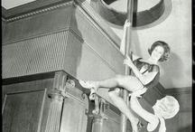 Polehistory / Rúdsport, rúdtánc történeti fotók History of pole