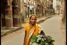 Donna del bangladesh