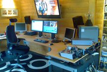 desk montage