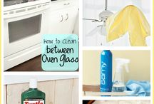 Cleaning Tips / by Chelsea Rae
