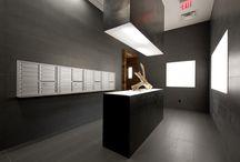 Interiors - Mailroom