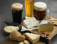 Beer is the New Wine / Wine is not the only libation that pairs well with cheese. When paired with the right beer, a good cheese will really shine and release its flavors.