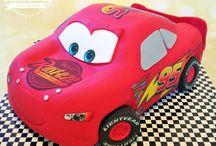 Lightning McQueen Disney Cars Cakes