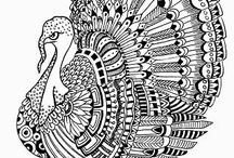 Coloring Pages / by Art Projects for Kids