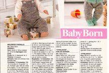 Babyborn tøj