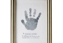 Judah's dedication  / by Rebekah Kauzlarich