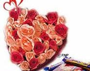 Valentine Flowers / Choose beautiful flowers for valentine's day which says your feelingshttp://www.primogiftsindia.com/valentine/valentine-flowers-471.html