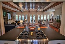 Lake Keowee Dream Kitchens / Check out these dream kitchens available at The Reserve at Lake Keowee!