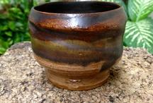 Tranquilo pottery / Handmade Japanese tea bowl