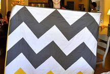 Chevron Quilt / by Kayla Poling