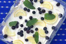 Limocella citroentaart