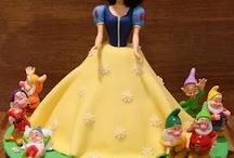 Cakes - Snow White