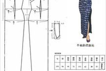 qipao pattern