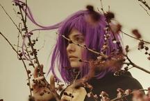 Purple / by Mona