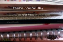 Random Journal Day Link Up