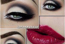Makeup / by Shyra McCarthur