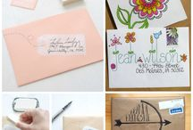 Art/Crafts - Cards/Envelopes / How to make beautiful &/or creative envelopes. / by Donna Loves Yarn