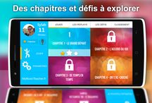 MyMusicTeacher - Cours de Guitare / Sur ce tableau, retrouve des captures d'écrans et des images d'exemple de notre application MyMusicTeacher pour apprendre la guitare. Keywords : French Innovation Web Online guitar classes mooc elearning