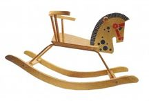 Rocking Animals / Nice Rocking Animals for kids.  Wooden Toys.