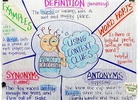 Language Arts: Context Clues / This boards contains pins about the reading strategy, Context Clues.