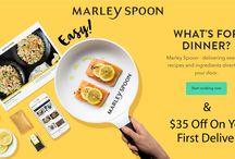 Marley Spoon Coupon Codes & Promo Codes