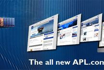 All New APL.com / by APL Shipping