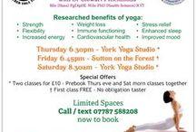 Yoga practice / Yoga