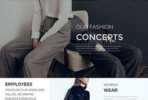 DIGITAL EDITORIAL / Fashion lookbook examples