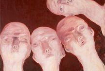 baselitz paintings