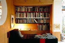 bookshelves n reading nooks