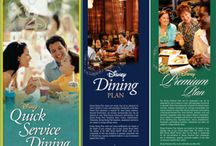 Disney World - Dining Plans / Learn all about the Disney Dining Plans before your next trip to Walt Disney World.  / by Couponing to Disney