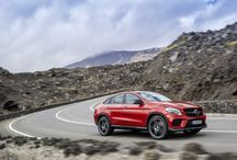 Mercedes-Benz GLE / Efficiency meets performance.  / by Mercedes-Benz – The best or nothing