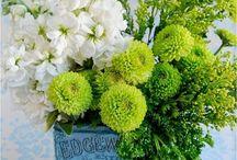 Flower Arrangements / by Becky Heisler