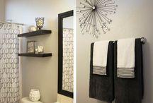 Bathroom ideas / by Viridiana Lugo