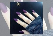 Almond Nails / Best Almond Nails! Short Almond Nails, Almond Nails Designs, Almond Nail Art and More! Check out the Best Almond Nails at Nail My Polish!