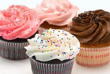 Backen / Cupcake Frosting