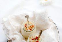 creme, mousse & yogurt