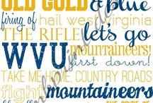 WVU...Home of the Mountaineers!! / by Tracey Lynn
