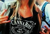 Cannabis T-Shirt Style