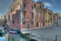 Italy-Rome, Venice, ...