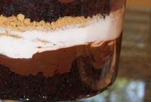 FOOD- Desserts & Treats / by Heather