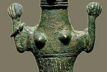Ancient Asia, art & Life