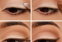 Simple Makeup and Beauty Tutorials & Tips / Simple and quick makeup tips and tutorials.  / by Becca Ludlum