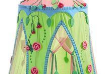 fairy tent