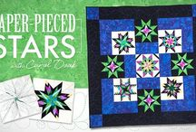 Foundation piecing / Techniques and patterns for foundation piecing