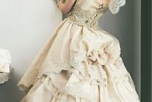 Crazy white dresses