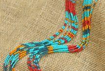 Seed bead designs