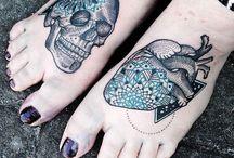 Tattoos / by Andrew Villa