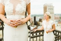 #IvyAndAsterBrides / Our beautiful Ivy & Aster brides.  / by Ivy and Aster